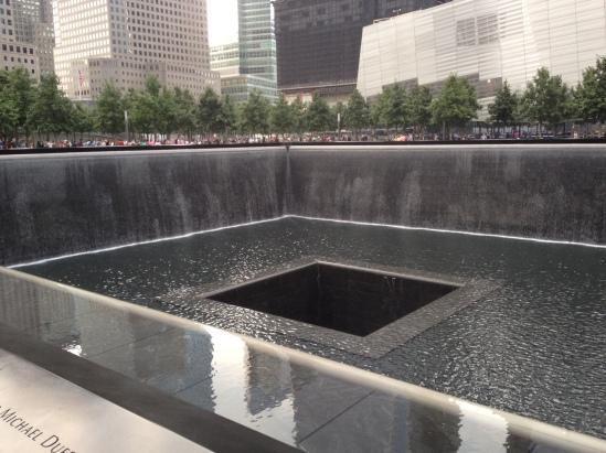 South pool : WTC