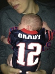 #12 jersey - before 12 days old even