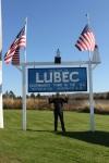 Me at Lubec, Maine