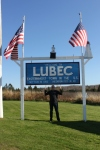Me at Lubec, Maine