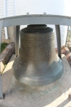 Bell at Bass Harbor Head Lighthouse.