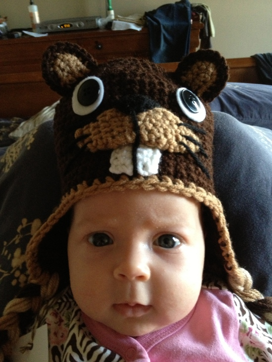 Beaver hat!