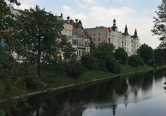Wroclaw_Riverbank