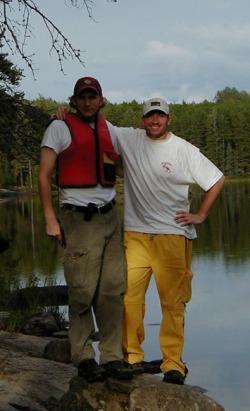 Luke & I - September 9, 2001